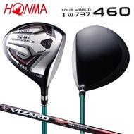 [也能星期六·日·節假日發貨]真的高爾夫球旅遊世界TW737 460司機VIZARD EX-C 55碳軸HONMA TOURWORLD atomicgolf