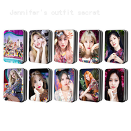 Jennifer's outfit secret 30PCs TWICE - More & More - Official Photocards KPOP TWICE Photocards