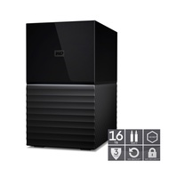 WD My Book Duo 16TB(8TBx2) 3.5吋USB3.1雙硬碟儲存