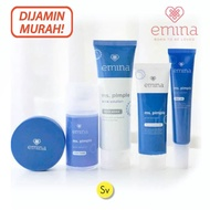 Paket Emina Ms Pimple Acne Solution 5 In 1 Complete Package
