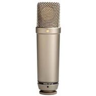 ◎相機專家◎ Rode NT1-A 錄音室電容式麥克風套組 含避震架 防噴罩 心形指向 大振膜 錄音 公司貨