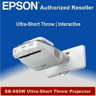 [Local Warranty] EPSON EB-685W Ultra-Short Throw WXGA 3LCD Projector