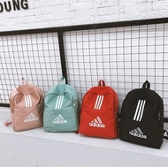 Adidas backpack, backpack canvas backpack Fashion Backpack Women's and men's backpacks