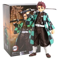 Anime Demon Slayer Kimetsu No Yaiba Kamado Tanjirou / Kamado Nezuko Pvc Figure Collectible Model Toy