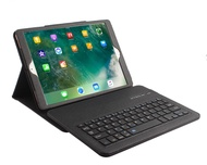 Wireless Bluetooth Keyboard Case for Apple Ipad 10.2/Pro 10.2 / new IPAD wireless Keyboard Litchi leather Cover Keyboard