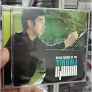 現貨 CD Yiruma  李閏珉  - River Flows In You 正版全新未拆