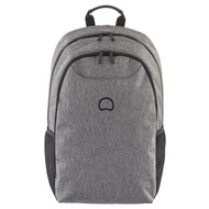 【DELSEY】ESPLANADE-15.6吋筆電後背包-碳灰色 00394260301