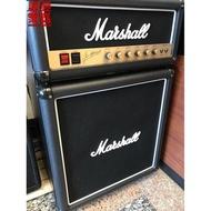 【諾亞樂器】全新 免運 Marshall 音箱造型 電冰箱 冰箱 Rocker必備 需預訂