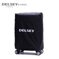 Luggage case protectorDELSEY French ambassador luggage travel box sleeve wear-resistant protective dust cover bag 20/24