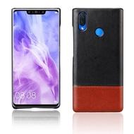 PREMIUM PRODUCT MOONMINI Huawei Nova 3i Case PU Leather Mobile Phone Case Cover Anti-scratch Dropproof Phone Protective Case
