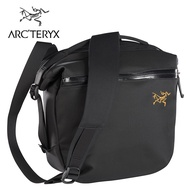 【ARCTERYX 始祖鳥 加拿大】ARRO 8 單肩包 多功能斜背包 黑色 (L07245100)