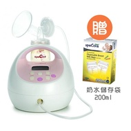 Spectra 貝瑞克 S2 醫療級電動雙邊吸乳器【送 奶水儲存袋200ml x1盒】【悅兒園婦幼生活館】