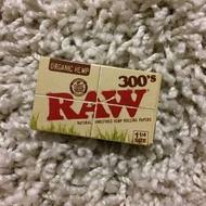 RAW Paper捲菸紙