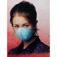 活性碳奈米纖維立體口罩(折疊式)雙功效 五層防護 防粉塵防霧霾防飛沫 附空氣閥 呼吸順暢 可水洗重複使用(單入) 現貨