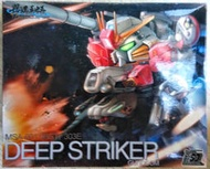 絕版 深境打擊 深度強襲 (附水貼帶燈+支架) Deep Striker Ex-S MSA-0011[BST] 模魂真悟