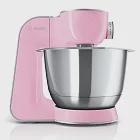 【BOSCH 博世】精湛萬用廚師機 MUM58K20TW (櫻花粉) 桌上型攪拌機 調理機