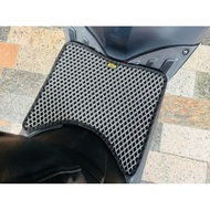 【排水腳踏墊】Saluto 專用排水踏墊 SUZUKI 125 鬆餅踏墊 菱格踏墊 機車踏墊 蜂巢踏墊 踏板 地墊 專利