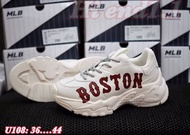 รองเท้าMLB SNEAKERS BOSTON_RED