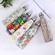350/500ml cola bottle ,inner copper plating vacuum insulated bpa free,water bottle
