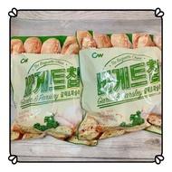 韓國 cw香蒜麵包 蒜味餅乾 麵包餅乾 大蒜餅乾 韓國大蒜麵包 法國麵包餅乾 400g