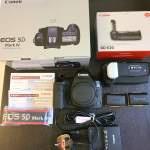 原裝行貨Canon EOS 5D Mark IV 5D4 連原裝行貨直倒BG-E20