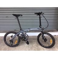 Camp snoke folding bike 20 Shimano 10speed tiagra 451 wheelset new ready stock New
