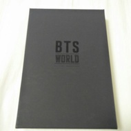BTS WORLD空專