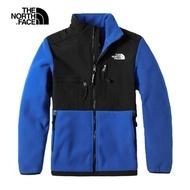 【The North Face】經典ICON-The North Face北面男女款藍色1995Denali抓絨外套|4NCJCZ6