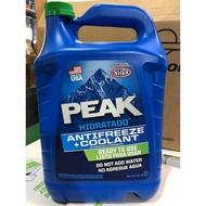 『油工廠』PEAK 美國原裝 長效型 50% 已預混 綠色 水箱精 亞/日系車