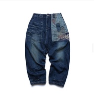 Goopi x Syndro Patchwork Pocket Tapered Pants 丹寧 goopimade