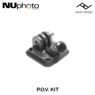 Peak Design POV Kit  for Action Camera (For Capture)