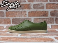 女鞋 BEETLE  NATIVE JERICHO JUICE GREEN 森林綠 奶油底 GLM04W-374 W7
