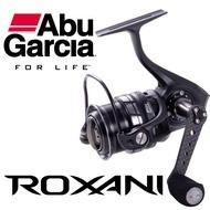 機身超輕量猛哥釣具 Abu Garcia Revo ROXANI 3000MSH SP(黑剎) 貢丸頭 雙把手 軟絲