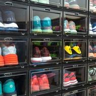 AJ球鞋亞克力收盒透明籃球鞋鞋盒收藏展示鞋櫃球鞋收納 享購