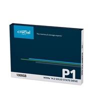 美光 Micron Crucial P1 500GB M.2 2280 PCIe SSD固態硬碟/(五年保)