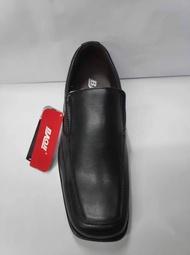 Baoji รองเท้าหนังทรงคัชชู รุ่นBJ 3375 สีดำ ไซส์ 39-45