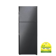Hitachi R-H310P7MS 2-door Fridge 260L