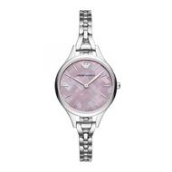 Emporio Armani AR11122 Analog Quartz Silver Stainless Steel Women Watch [Pre-Order]