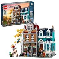 【LEGO 樂高】Creator Expert 書店 10270 模型 積木(10270)