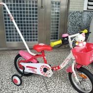 12吋kitty三用腳踏車