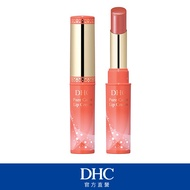 DHC 純欖潤色護唇膏SPF13 PA+元氣澄(1.4g) -日本必買