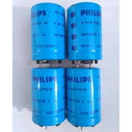 Philips Capacitor Capacitor 4700mf 63v Capacitor