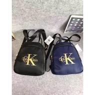 美國原廠正品 Calvin Klein /CK 單肩斜跨雙肩背包 側背包 後背包 公事包 商務包 經典 爆款 潮男背包
