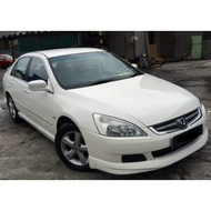 Honda Accord 2004 - 2005  Bodykit (MODULO) with 2K Color Paint