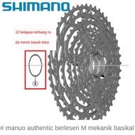 ❐Shimano 12-speed XTR M9100 XT M8100 SLX 12S flywheel clear washer