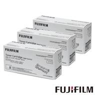 【Fuji Xerox】黑白225/265系列原廠高容量碳粉 CT202330黑色三入組(2.6K)