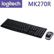 羅技 MK270R 無線鍵盤 滑鼠組 Logitech 中文版 2.4GHz 8個熱鍵 【每家比】