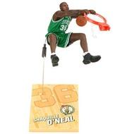 麥法蘭 NBA 波士頓塞爾提克 俠客歐尼爾 Shaquille O'Neal 稀有綠衫軍歐肥 非Qman 林書豪kobe
