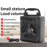 Speaker Bluetooth Universal, 5W Tablet Luar Ruangan, Speaker Bluetooth Portabel, 5W