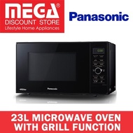 PANASONIC NN-GD37HBYPQ MICROWAVE OVEN WITH GRILL / LOCAL WARRANTY